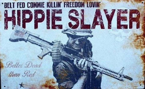 Hippie Slayer